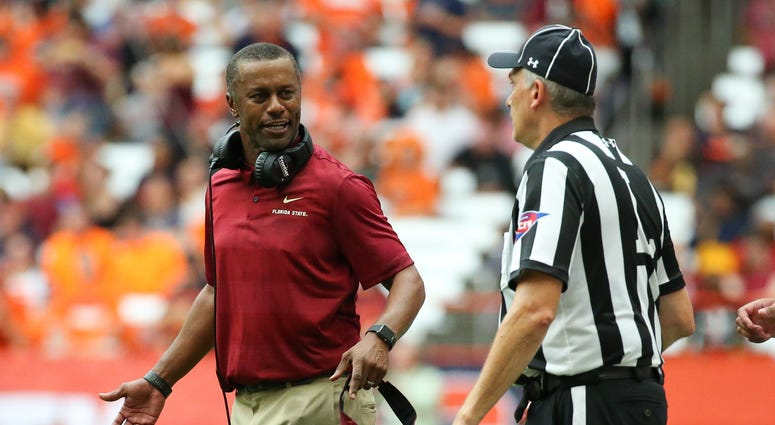 Willie Taggart FSU
