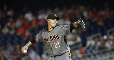 Zack Greinke Diamondbacks