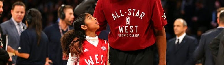 Kobe and Gianna Bryant Honored at Staples Center Memorial in Los Angeles
