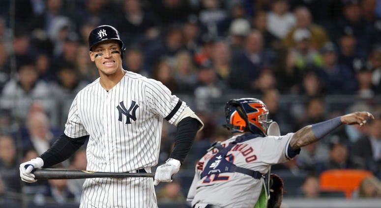 Aaron Judge Yankees