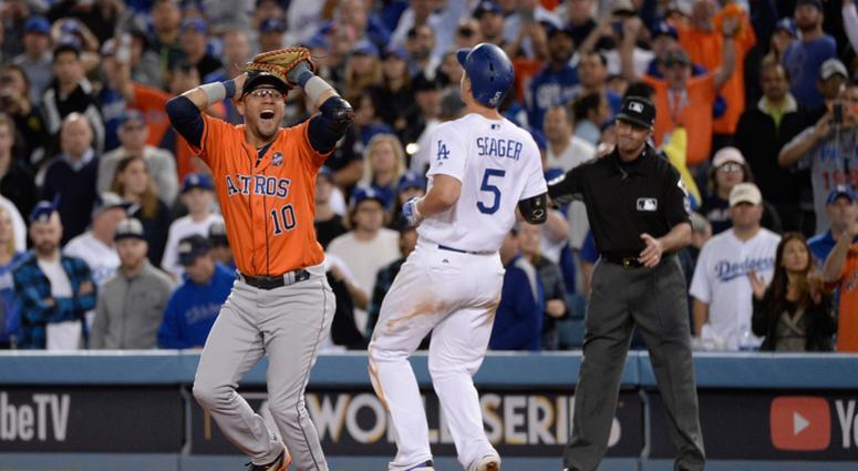 Astros vs Dodgers