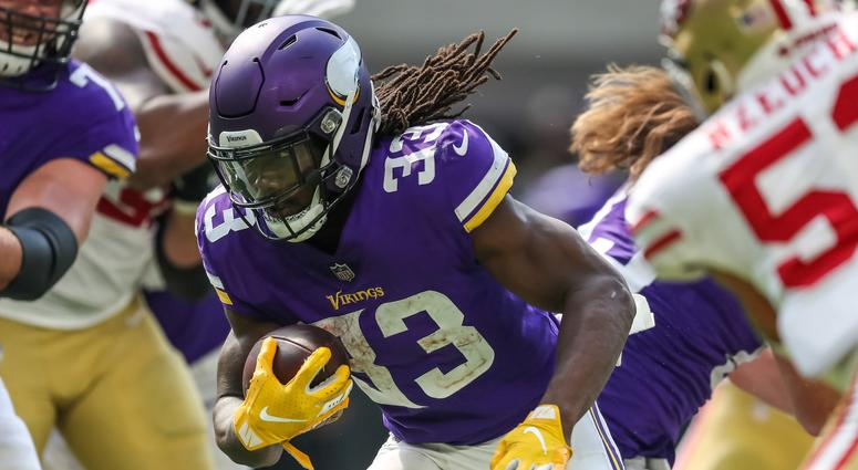 Minnesota Vikings Need More From Dalvin Cook Running Game