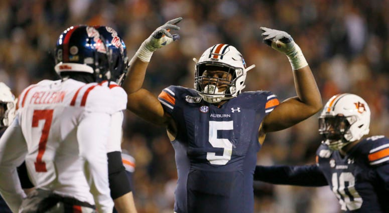 Auburn Could Beat Alabama In Iron Bowl Spoil Playoff Hopes