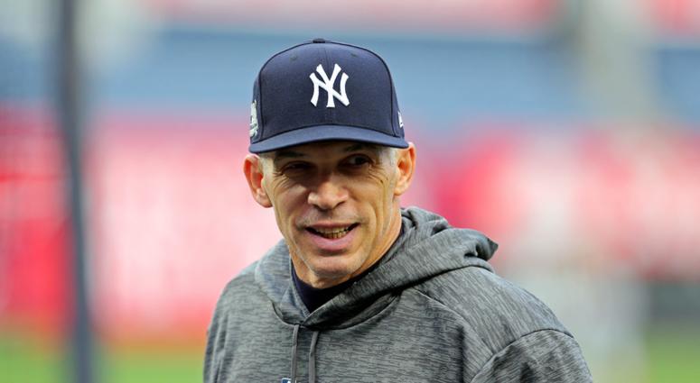 Joe Girardi Yankees Mets
