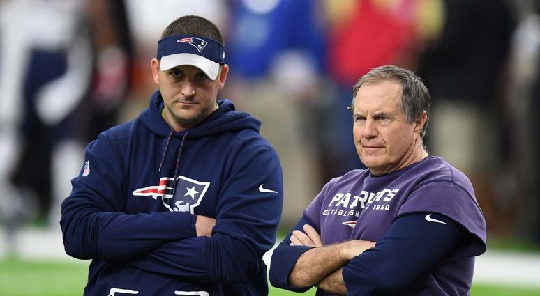 Patriots Super Bowl Joe Judge