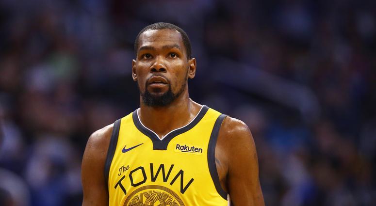 Kevin Durant Warriors Nets NBA Free Agency