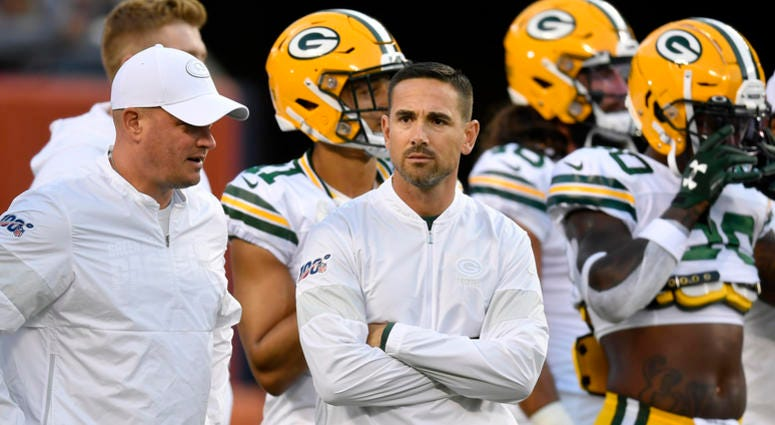 Matt LaFleur Packers