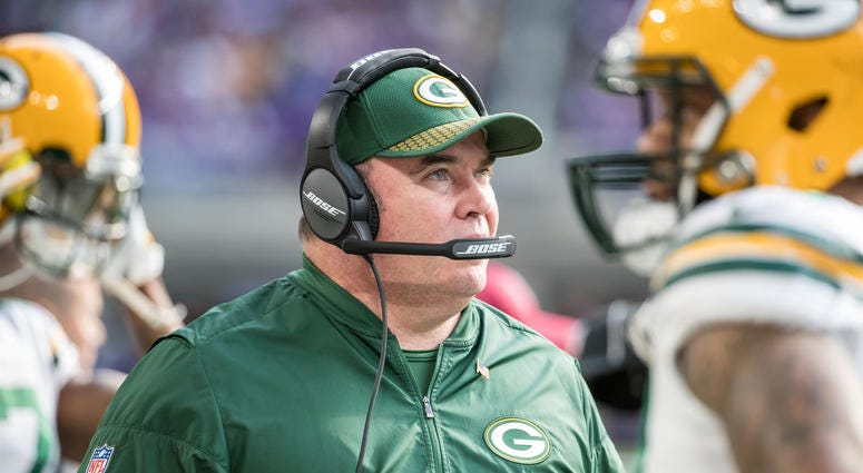Mike McCarthy Packers