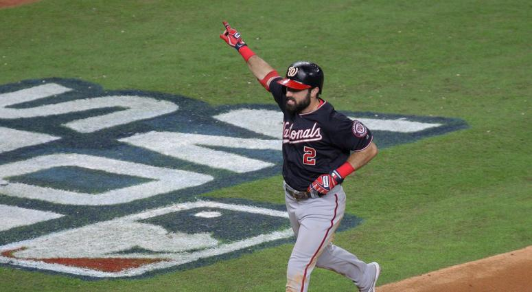 Nationals Astros World Series Game 2