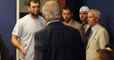Andrew Luck Colts Retirement