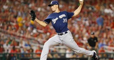 Brent Suter Brewers