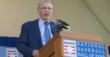 Bud Selig Hall of Fame
