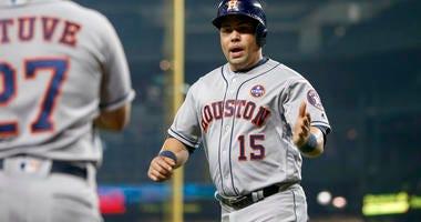 Carlos Beltran Houston Astros