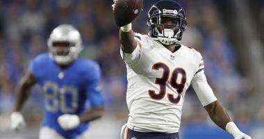 Eddie Jackson Chicago Bears