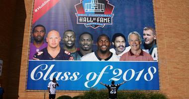 Pro Football Hall Of Fame 2018