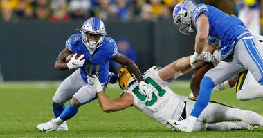 Lions Packers Monday Night Football