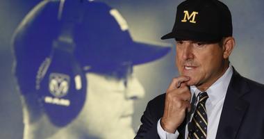 Jim Harbaugh Michigan