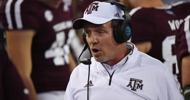Jimbo Fisher Texas A&M SEC