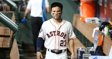 Jose Altuve World Series