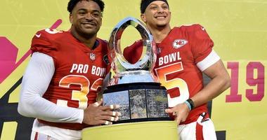Patrick Mahomes Pro Bowl