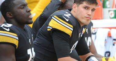 Steelers Mason Rudolph