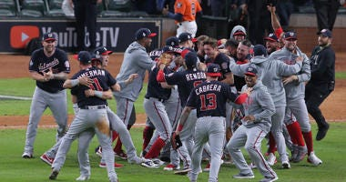 Nationals World Series Game 7