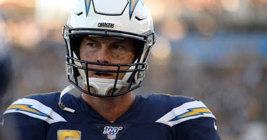 Philip Rivers Chargers
