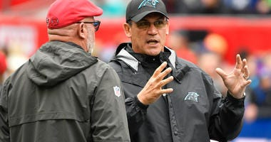 Ron Rivera Panthers