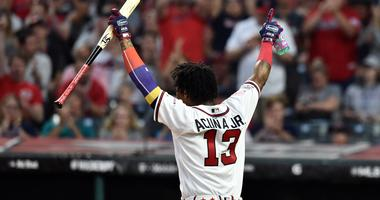 Ronald Acuna Home Run Derby