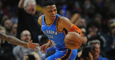 Russell Westbrook NBA Playoffs