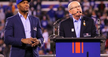 Tom Coughlin Giants