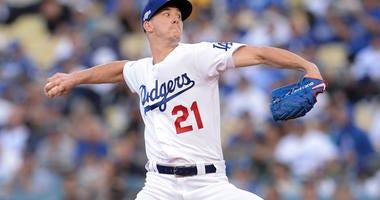 Walker Buehler Dodgers NLDS