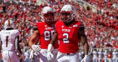 Zack Moss Utah