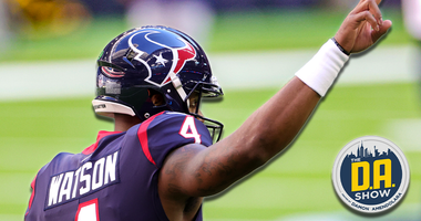 Watson Has Not Played His Last Game with Texans