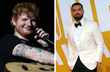 Ed Sheeran, Drake