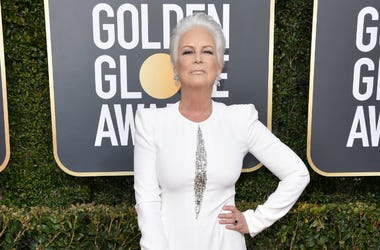 Jamie Lee Curtis at the 76th Golden Globe Awards