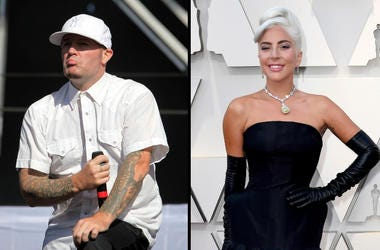 Fred Durst and Lady Gaga