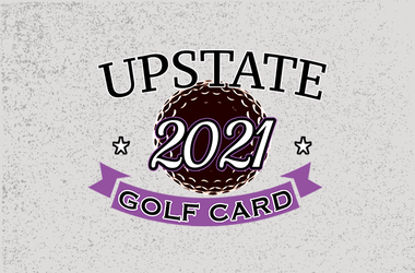 Upstate Golf Card