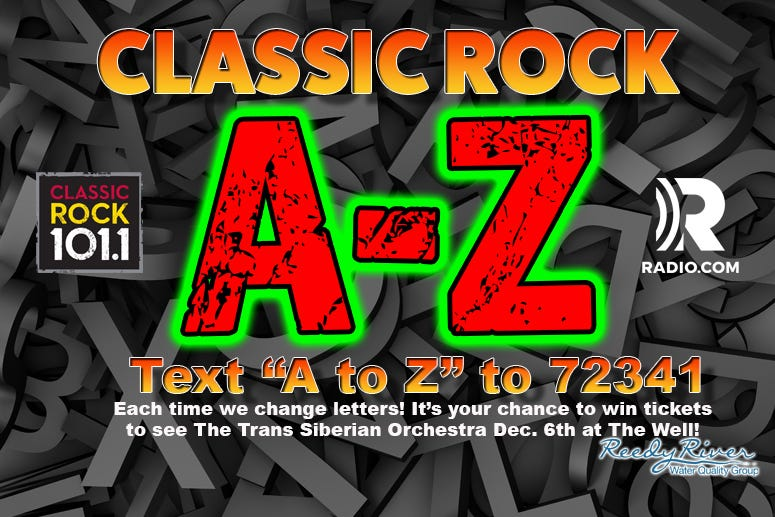 Classic Rock A to Z