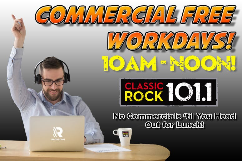 Commercial Free Workdays