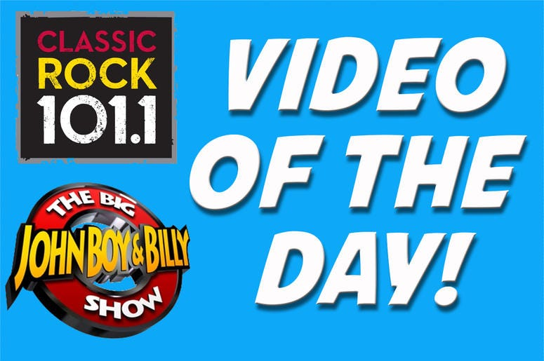 JB&B Video of The Day