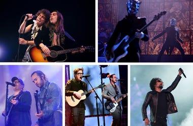 Greta Van Fleet, Ghost, Alice in Chains, Weezer, Fall Out Boy