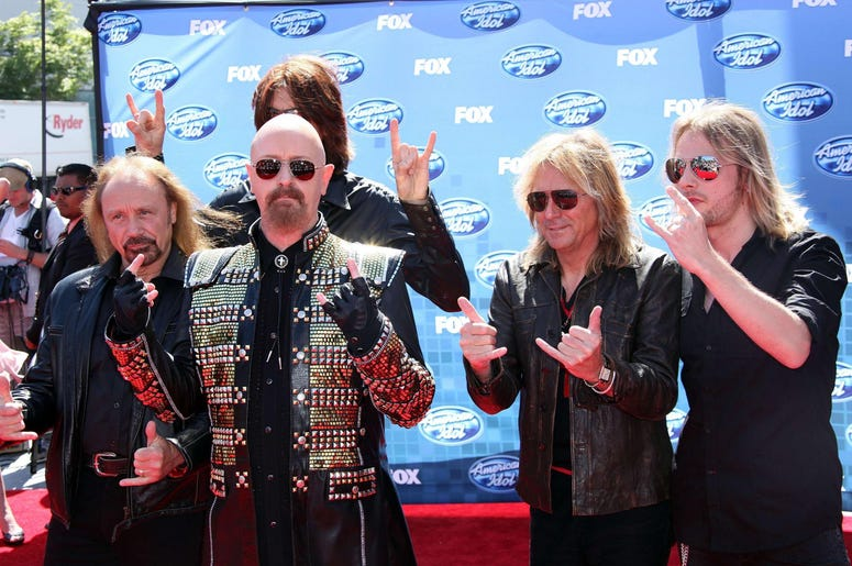 Judas Priest at American Idol