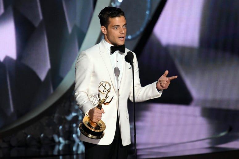 Rami Malek will portray Freddie Mercury