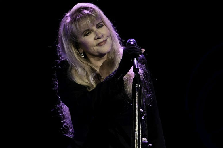 Nov 4, 2016; Sun Rise, FL, USA; Stevie Nicks performs at BB&T Center.