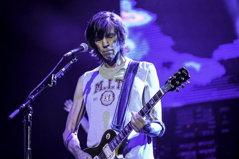 Tom Scholz of Boston