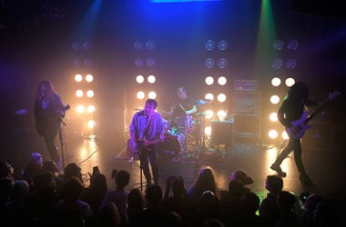 Badflower plays the legendary Troubadour in West Hollywood