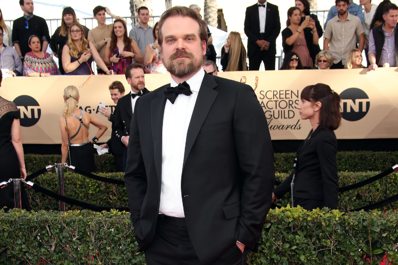 David Harbour of 'Stranger Things'