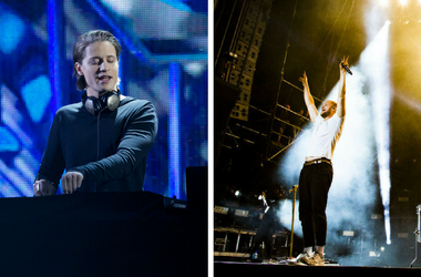 Kygo and Imagine Dragons