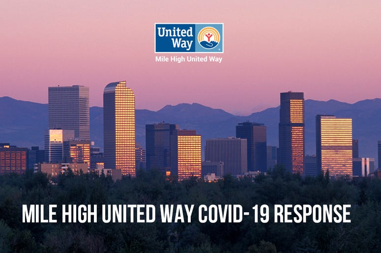 Mile High United Way COVID-19 Response